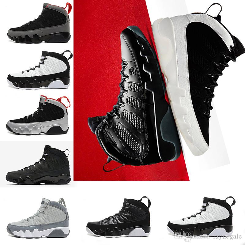 8cf5b00a2209da 9 9s Men Basketball Shoes LA Bred OG Space Jam Tour Yellow PE Anthracite  The Spirit Johnny Kilroy Sports Trainers Sneakers Sneakers Shoes Shoes For  Men From ...