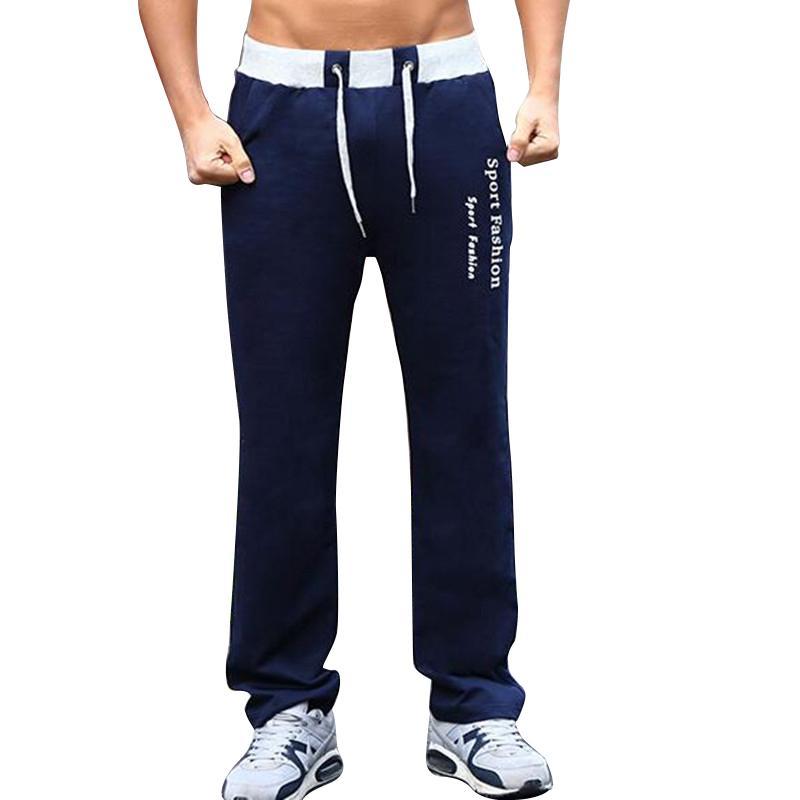 5eaf0cda18d57 Compre Moda 2017 Nuevos Pantalones De Harem Pantalones Harem Hombres  Joggers Slim Fit Hombres Delgados Hip Hop Ropa Swag High Street A  28.59  Del Honhui ...