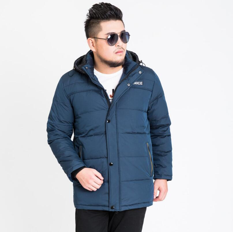 new arrival winter combination price male down coat jacket high quality obese with hood casual fashion plus size XL-13XL 168