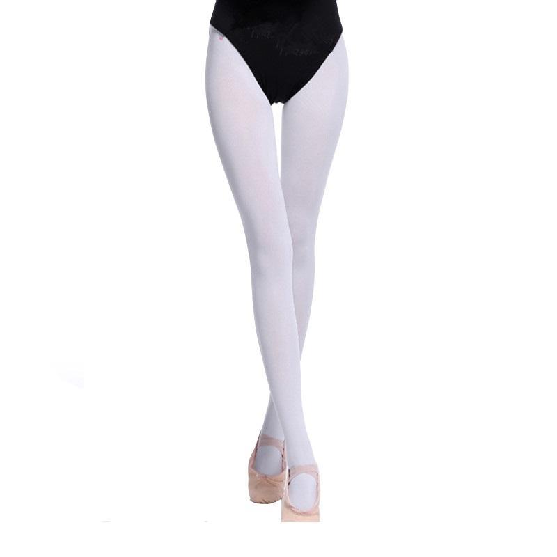 82f226ae4f614 2019 Professional Ballet Dance Tights Full Foot Velvet Adult Women  Convertible Sock Female Socks Dancing Ballerina Leggings From Yiyunwat,  $35.04 | DHgate.