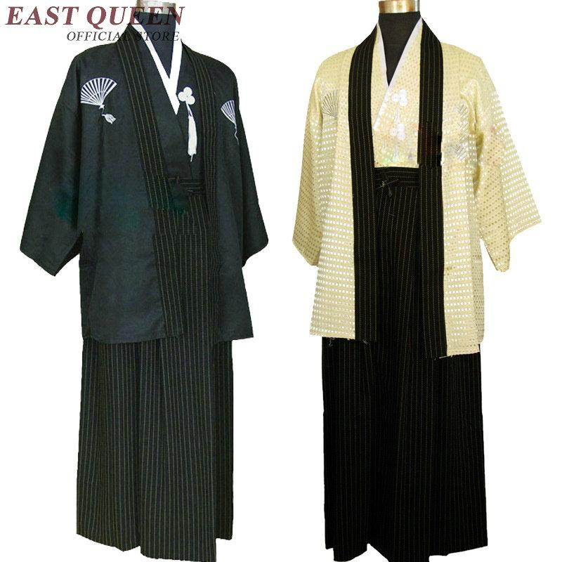 a008ab6a6b6 2019 Japanese Kimono Men Yukata Men Traditional Japanese Kimono Traditional  Mens Clothing AA1357 From Shoppingparty