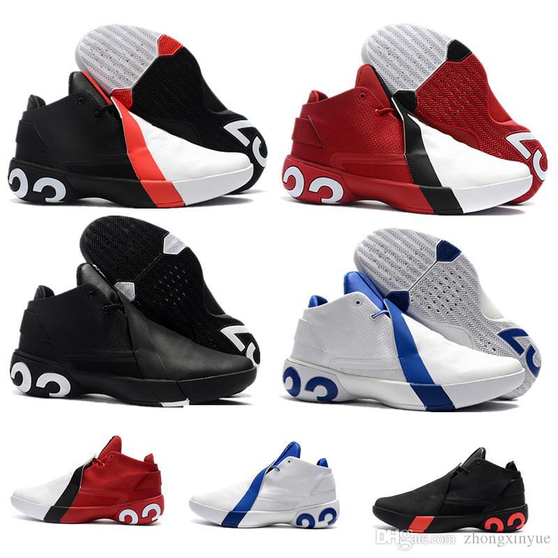 detailed look 655ff 992d4 Compre La Mejor Calidad Jimmy Butler 3.0 Azul Blanco Zapatos De Baloncesto Negro  Rojo De Moda De Entrenamiento Deportivo Zapatillas Deportivas US 7 12 Envío  ...