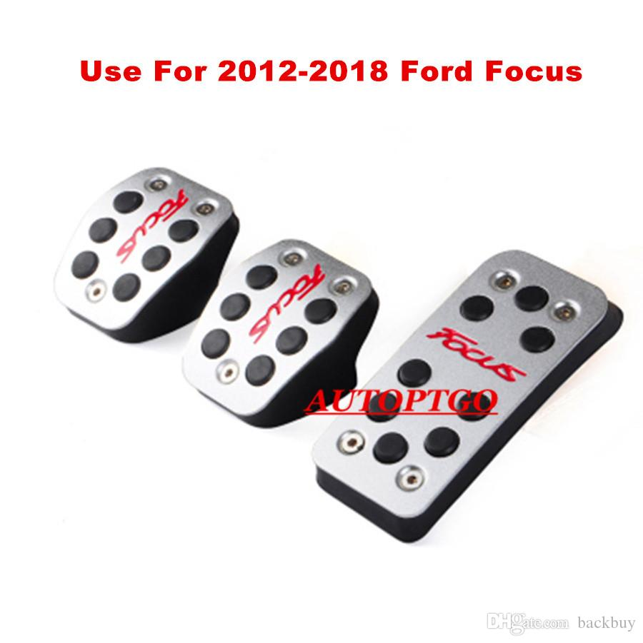 2019 use for manual 2012 2018 ford focus gas brake pedal pad cover rh dhgate com