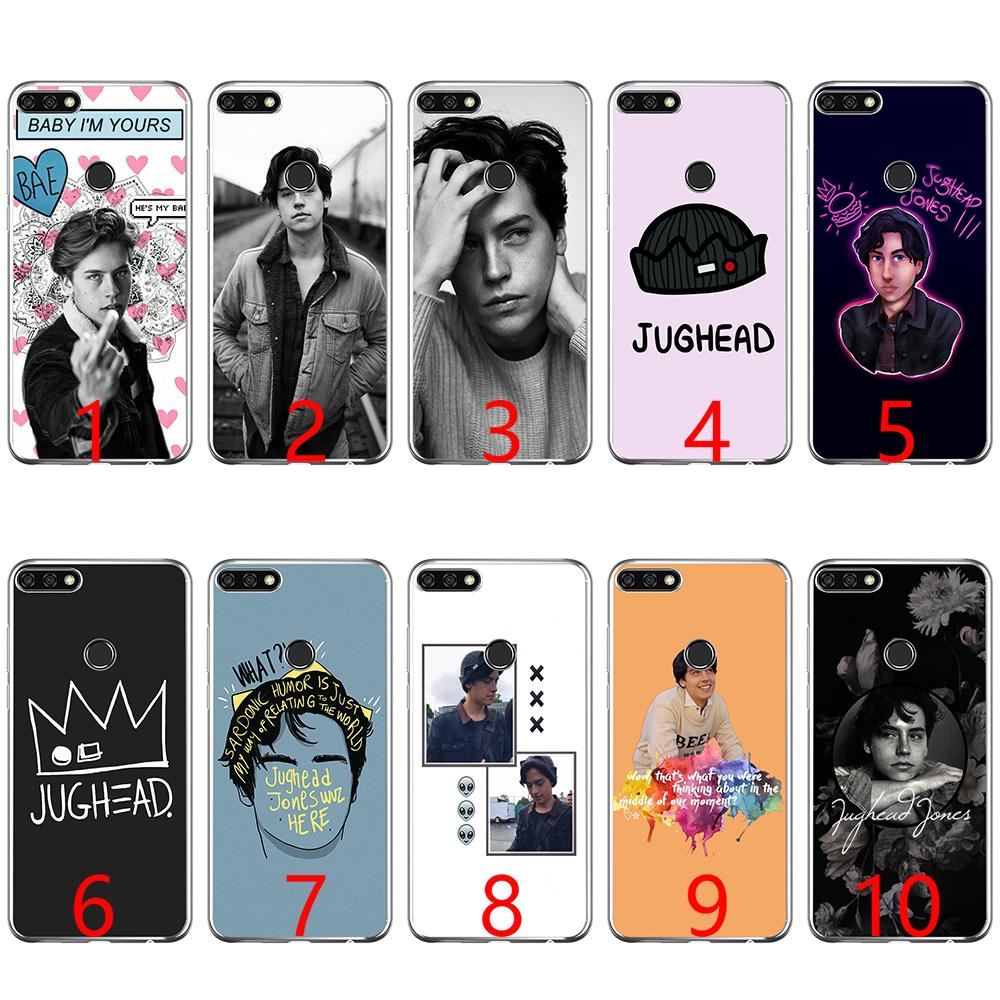 100% authentic 923a3 64354 Riverdale Jughead Jones Soft Silicone Phone Case for Huawei P8 P9 Lite 2015  2016 2017 P10 20 Lite P Smart