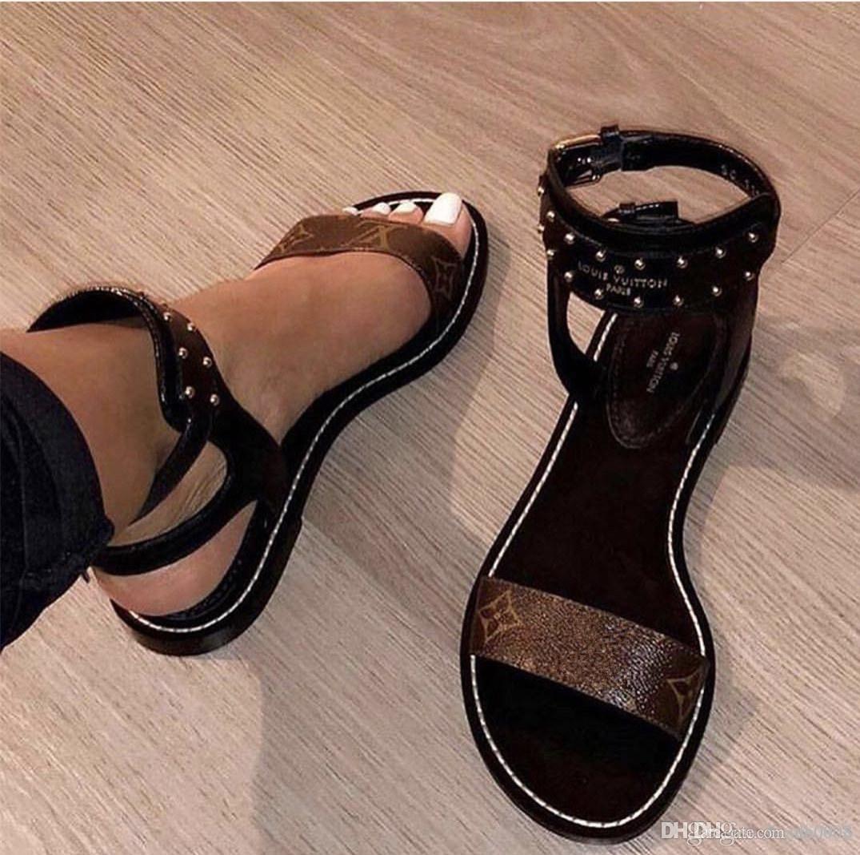 designer slides luxury brand women sandals luxury slippers flip