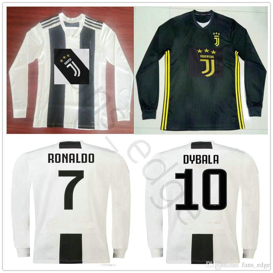 buy popular 6bdfb 25d3e juventus long sleeve shirt