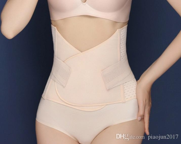3c37d6aec39 Postpartum Belly Wrap Pregnancy Recovery Girdle Corset Waist Band Belt