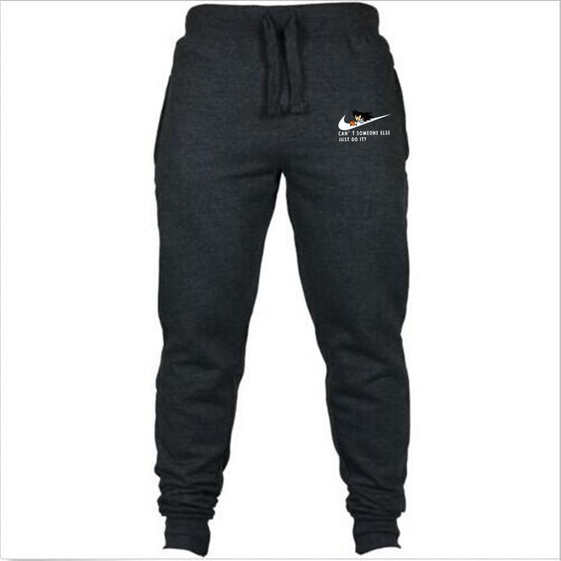 648b08c15fc New Men Sweatpants Pantalon Homme Joggers Men Pants Fitness ...