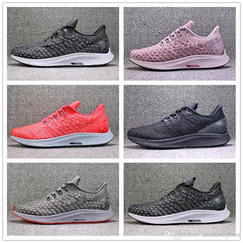 Compre 2018 Novo Zoom sapatos Pegasus 35 Homens Running sapatos Zoom  Mulheres Air 63830c 663b597c8582d