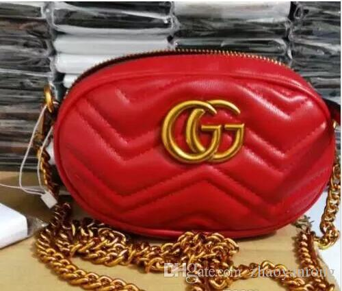 2018 New Hot Sell Marmont Quilted Wave Love Waist Bags for Women G ... 514c0634019d9