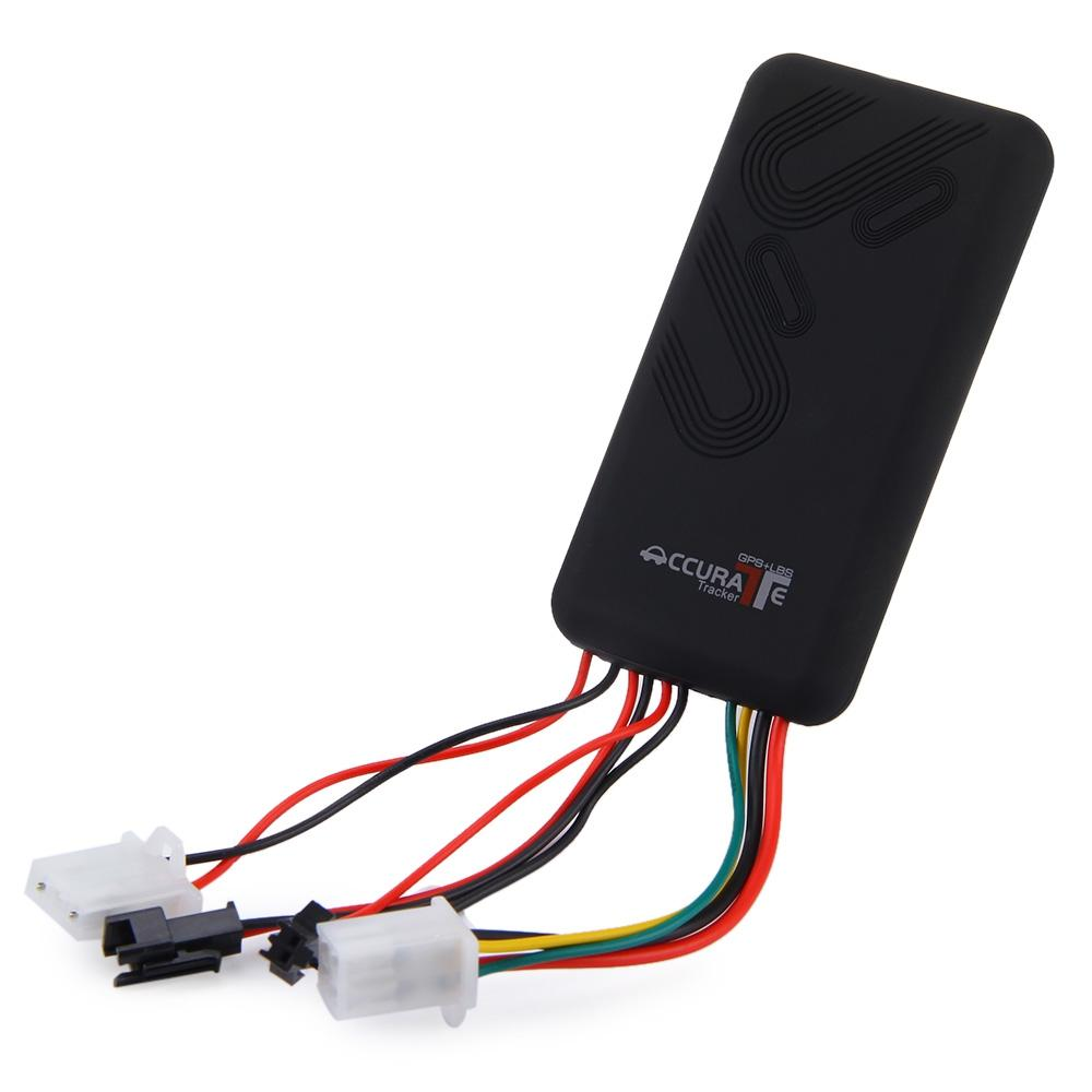 Car GPS Tracker SMS GSM GPRS Vehicle Tracking Device Monitor Locator Remote  Control for Motorcycle Scooter Without Box Alarm System