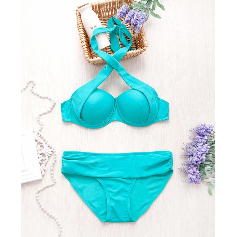 05f52252fe7b Acquista Offerta Speciale Bikini 2018 Nuovo i Costume Da Bagno Sexy Da  Donna Estate Spiaggia Preferita A $33.87 Dal Ppkk | DHgate.Com