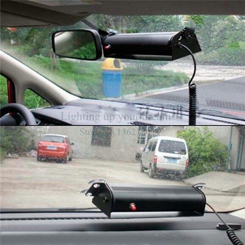 16 LED Auto Windschutzscheibe Strobe Lampe Polizei Licht Auto Lkw Notlicht Blinkende Feuerwehr Lichter DC 12 V Strobe Warnlicht