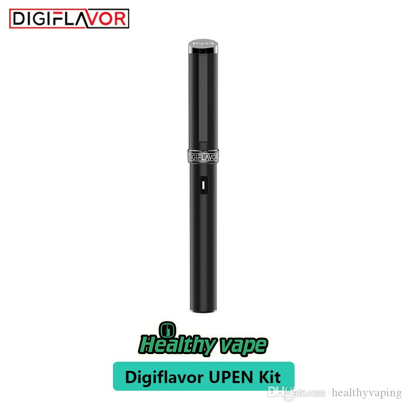 Digiflavor Upen Starter Kit 650mAh for 400-500 puffs with 1.5ml Capacity Tank Atomizer & Nano 1.2ohm coil Electronic Cigarette