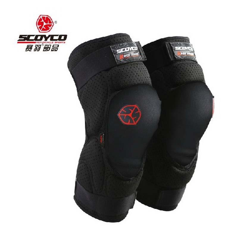 2017 Summer New SCOYCO Motor racing products motorcycle riders knee pads outdoor sports recreational bicycles anti throwing gear