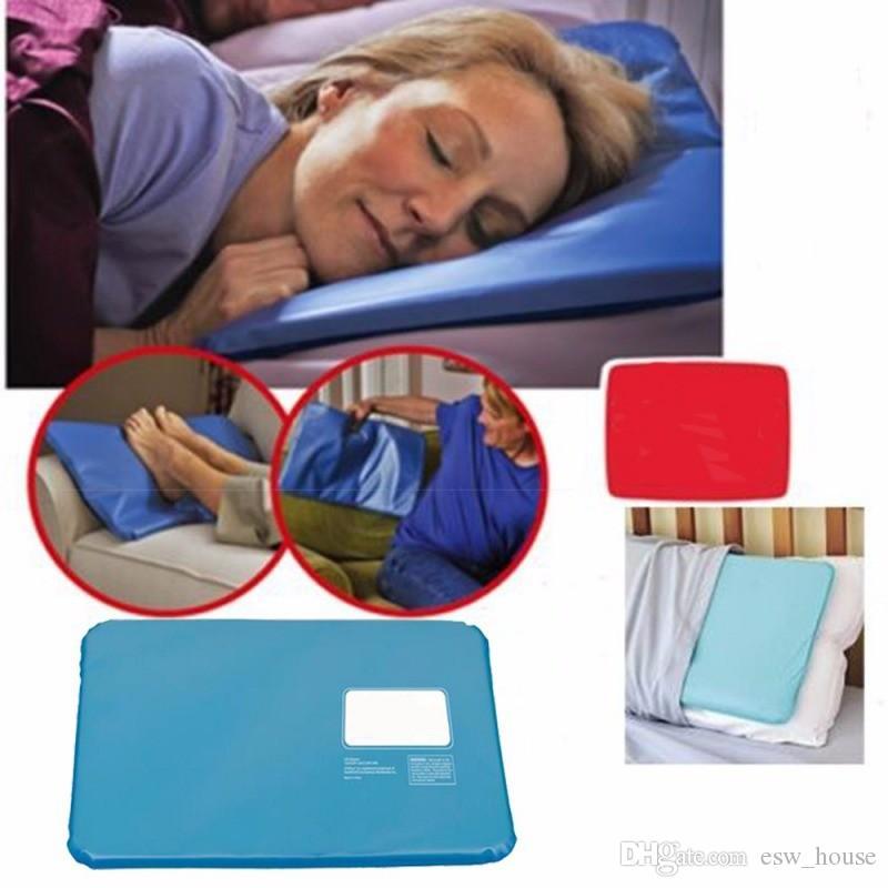 Therapy Insert Sleeping Aid Mat Oreiller de refroidissement pour soulagement AT