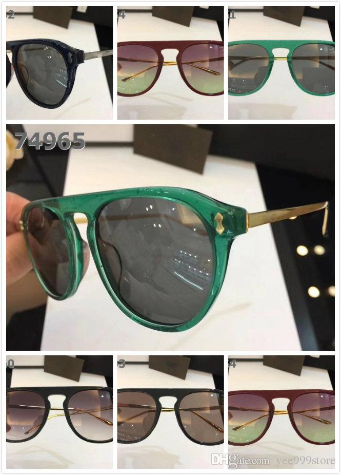 a95a042527 Luxury Shiny 2018 Fashion Top Quality Dazzling Colored Sunglasses For Women  Italy Brand Designer Oval Frame GC UV Protection Lens SunGlasses Heart  Shaped ...