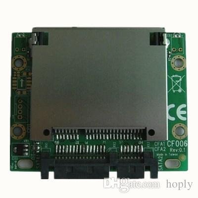 CFA Yuvası Arabirim Exchange Kartı SATA, Destek CFast Tip I / II, 7 + 17 pin CFast konektörü