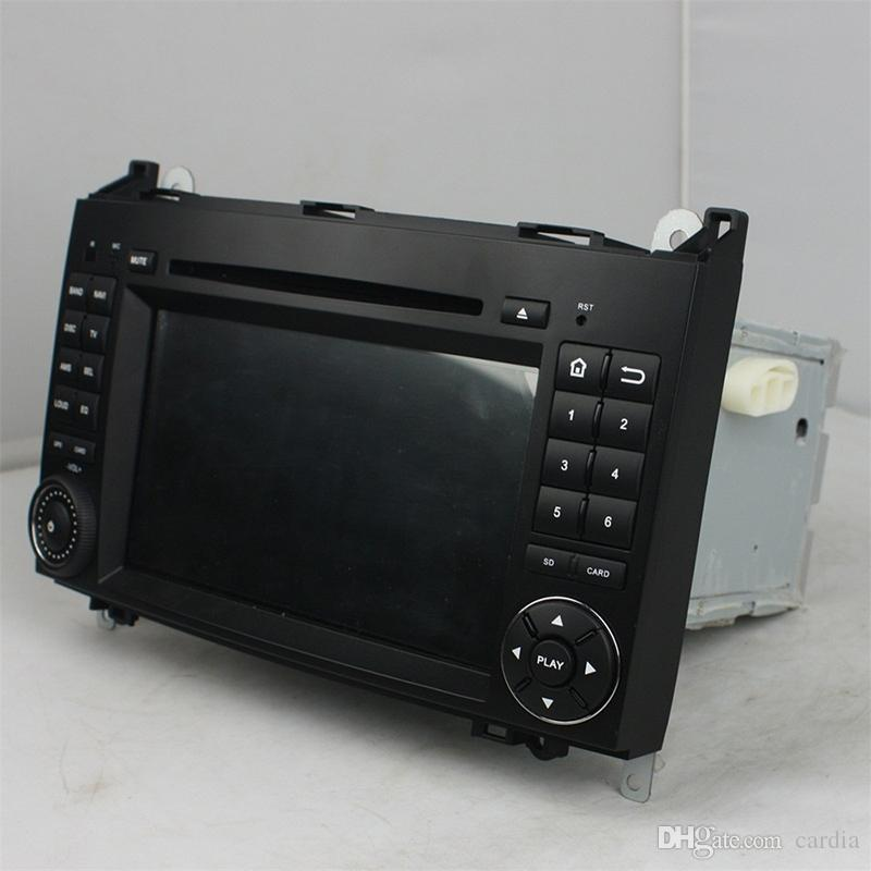 4GB Ram Andriod 8.0 Car DVD player for Benz A-W169 B-245 Viano Vito with GPS,Steering Wheel Control,Bluetooth, Radio