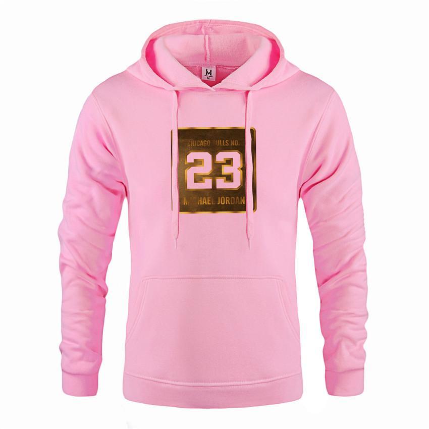 0b16522df92 New 2018 Fashion Hoodies Men Hip Hop Letter 23 Printing Mens Brand ...