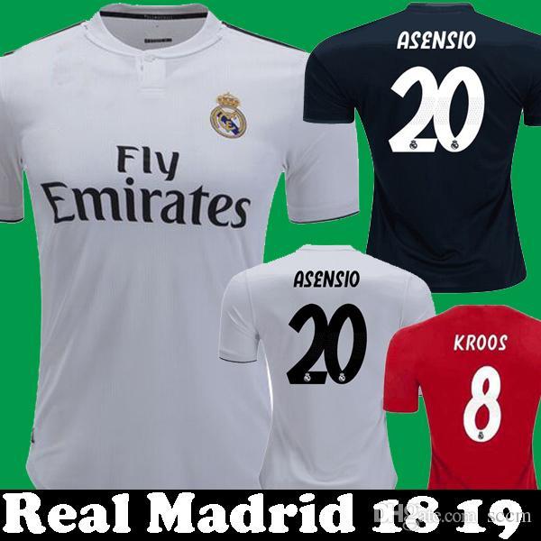 Maglia Home Real Madrid Odriozola
