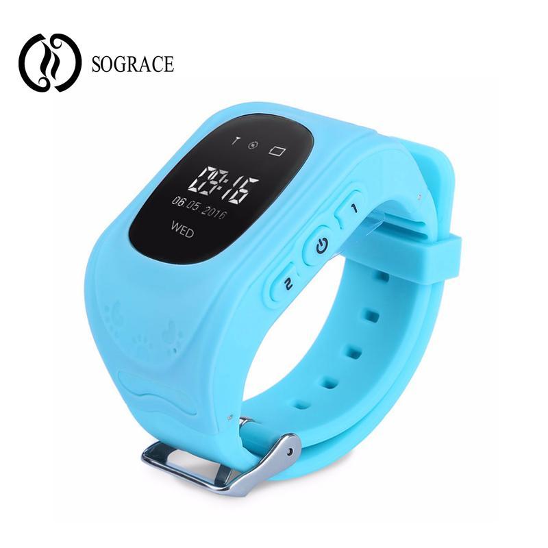 2018 Children Smart Watch GPS Tracker Q50 Kids Watches Smart Baby Watch For  Boys Girls Waterproof SOS Call Location Finder Child Latest Smartwatches  2015 ... 58f74d77f0df8