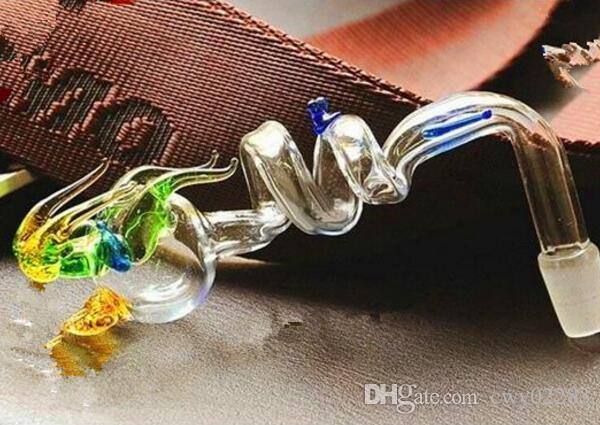 Кальян аксессуары [2] горшок Дракон кольцо Оптовая стеклянные бонги масляная горелка стекло водопроводные трубы нефтяные вышки курение бесплатно