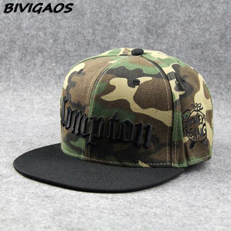 66f51014e07 New 2018 Fashion Men Cap Black Compton Letters Embroidery Snapback Hats  Hiphop Hat Baseball Cap Hip Hop Caps For Men Women Bones D18110601 Cap  Online ...
