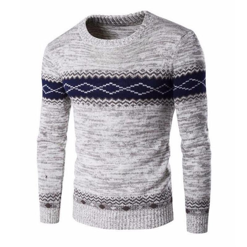 c4af4278aef53b Pull Homme 2016 O-Neck Sweaters Knitted Long Sleeve Men Sweater Mens  Thickening Keep Warm Bottoming Sweaters Pullover XXL Pull Homme 2016 Men  Sweater ...