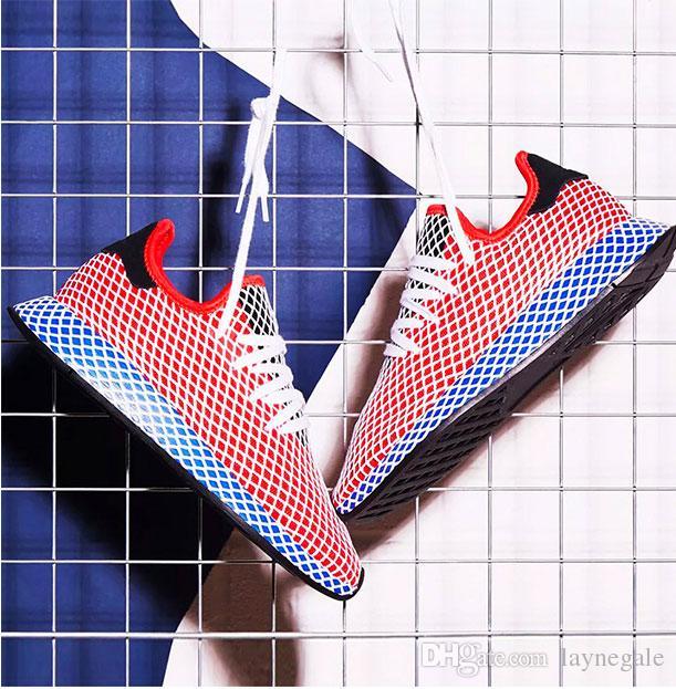 b0e23a26916c 2018 SALE New Originals DEERUPT RUNNER Mans Shoes Weman Shoes New Style  Wholesale CQ2624 CQ2625 CQ2626 CQ2910 On Running Shoes Best Womens Running  Shoes ...