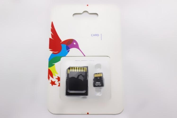 ADATA 64 GB classe 10 Micro Cartão De Memória Com Adaptador de varejo 80 pçs / lote