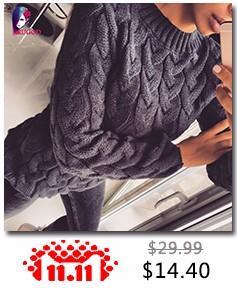 Rugod 2017 Nova Camisola Mulheres Pullovers O Pescoço Manga Comprida De Malha De Cashmere Blusas Sólida Quente De Pelúcia Jumper Camisola De Natal
