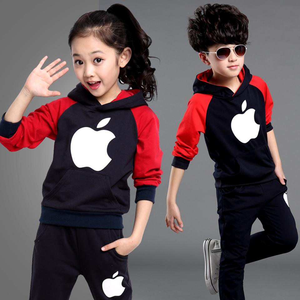 847557043 2019 Children Clothing Set Casual Sports Suit For Boy Girl Spring Toddler  Suits For Girls Kids Fashion Tracksuit Baby School Costume From Callshe, ...