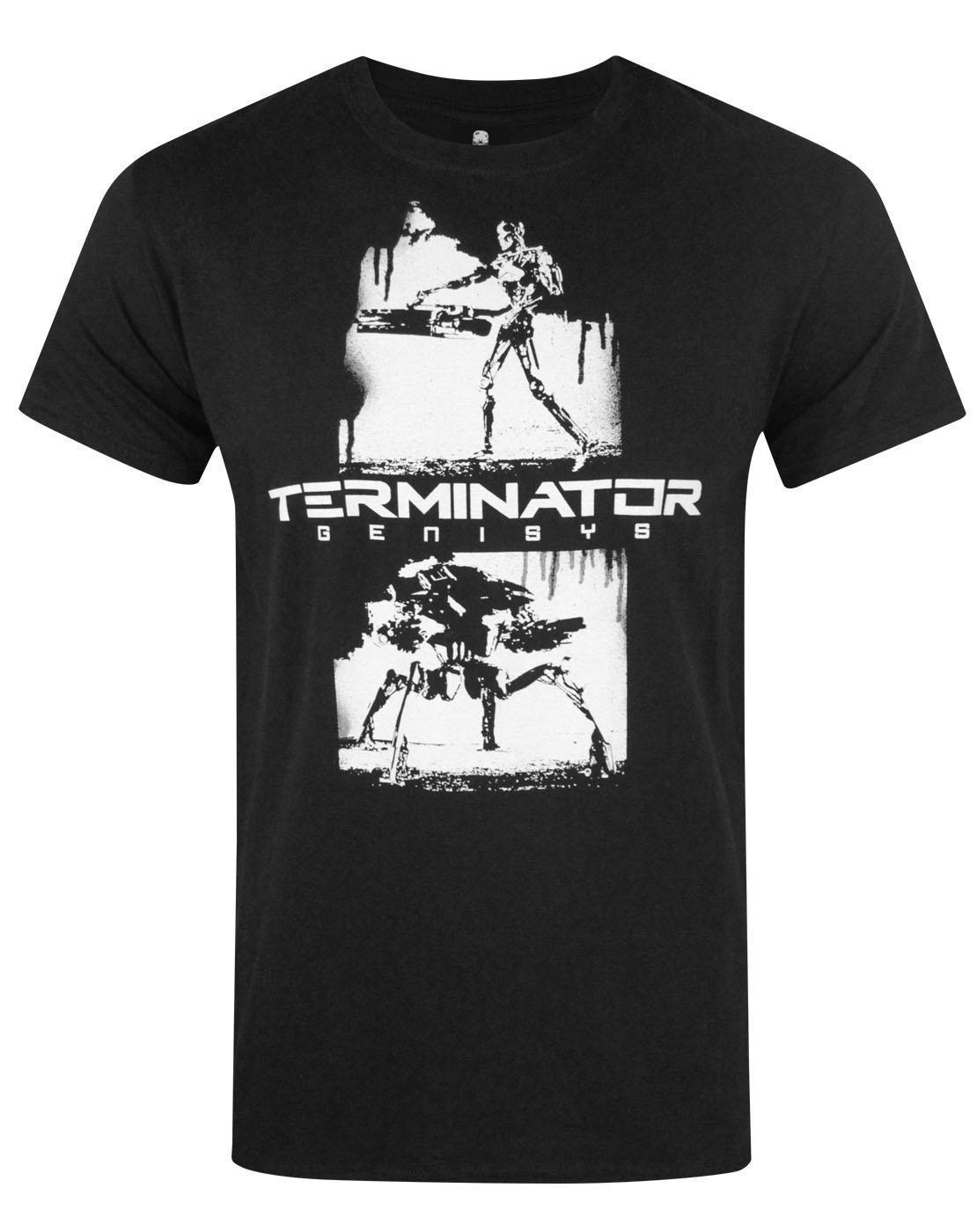 Terminator genisys graffiti mens t shirt online with 12 98 piece on moviethirts store dhgate com