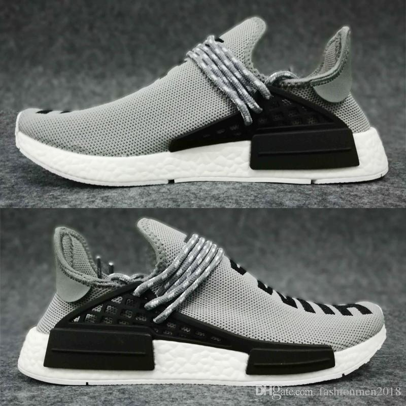 Adidas NMD Schwarz Gold Herren Damen Atmungsaktive Schuhe