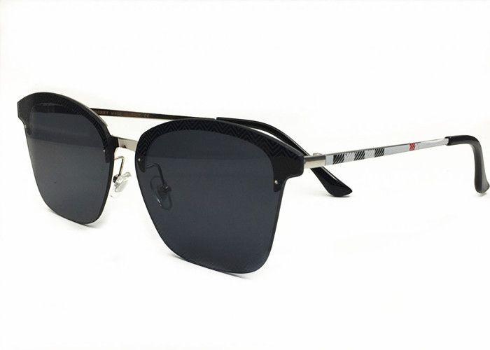 40b80da453 High Quality Luxury Vintage Italy Brand Designer Shade Fashion Oversize Big  Frame Alloy Sunglasses For Men Glasses With Original Case Police Sunglasses  ...