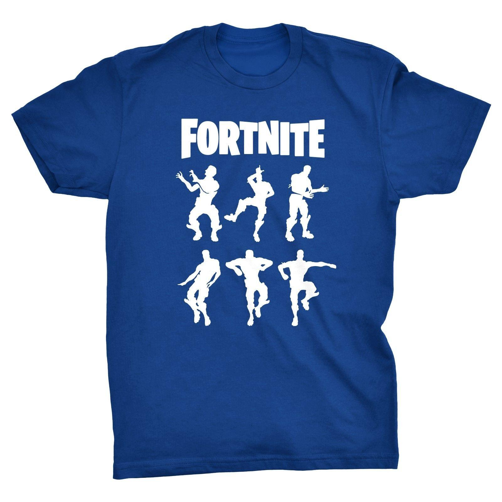994fbf8f Fortnite Celebrations T-Shirt Adult Child Kids Gaming Dance Dab Flossing  Floss Tops wholesale Tee custom Environmental 2018 hot tees