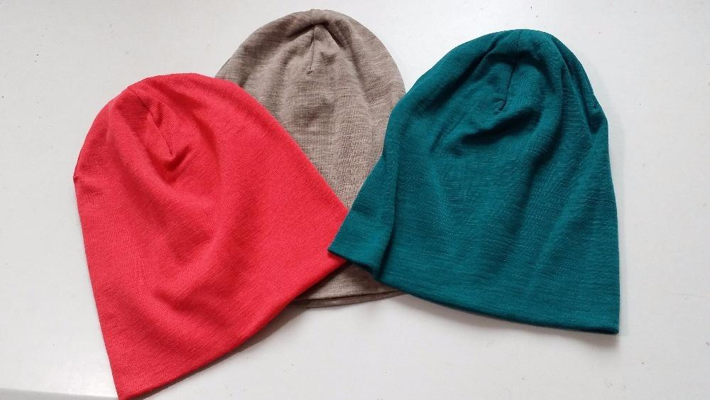 Men Women 100% Super Fine Merino Wool Beanie Hat Running Running Riding  Winter Thermals Fleece Cap Knit Sports Warm Cosy Wool D18110601 Beanie Hats  Beanie ... 6b744665136