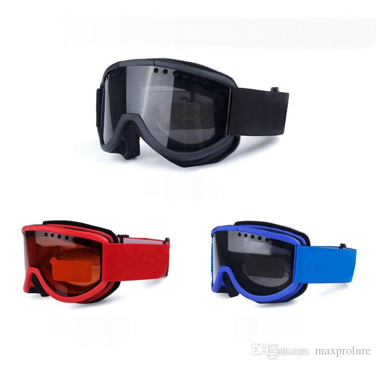 a46bc6cb6775 2019 Brand Cool Cariboo Smith OTG Professional Ski Goggles Double Layer  Lens Anti Fog Men Women Outdoor Sport Snowboard Goggle Skiing Eyewear From  ...