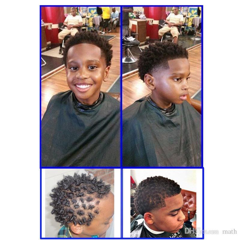 Magic Doble Cabeza Esponja Hombres Peluquero Cepillo de pelo Negro Dreads Bloqueo Afro Twist Curl Coil Cepillo Herramientas de peluquería Cuidado del cabello CCA8595