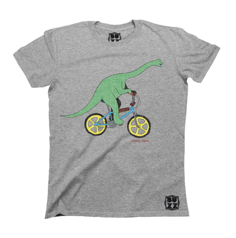 e41855035 Dinoride DINOSAUR T Shirt Unisex Mens Ladies HIPSTER Print T Shirts Man  Short Sleeve T Shirt Top Tee Funny O Neck Plus Size T Shirts Designer Funny  Tee ...