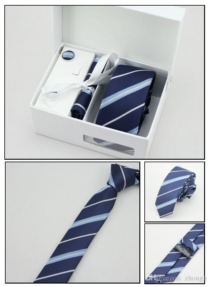 Hot mens tie 100% silk neckties classic men business formal wedding tie 7cm fashion shirt dress accessories