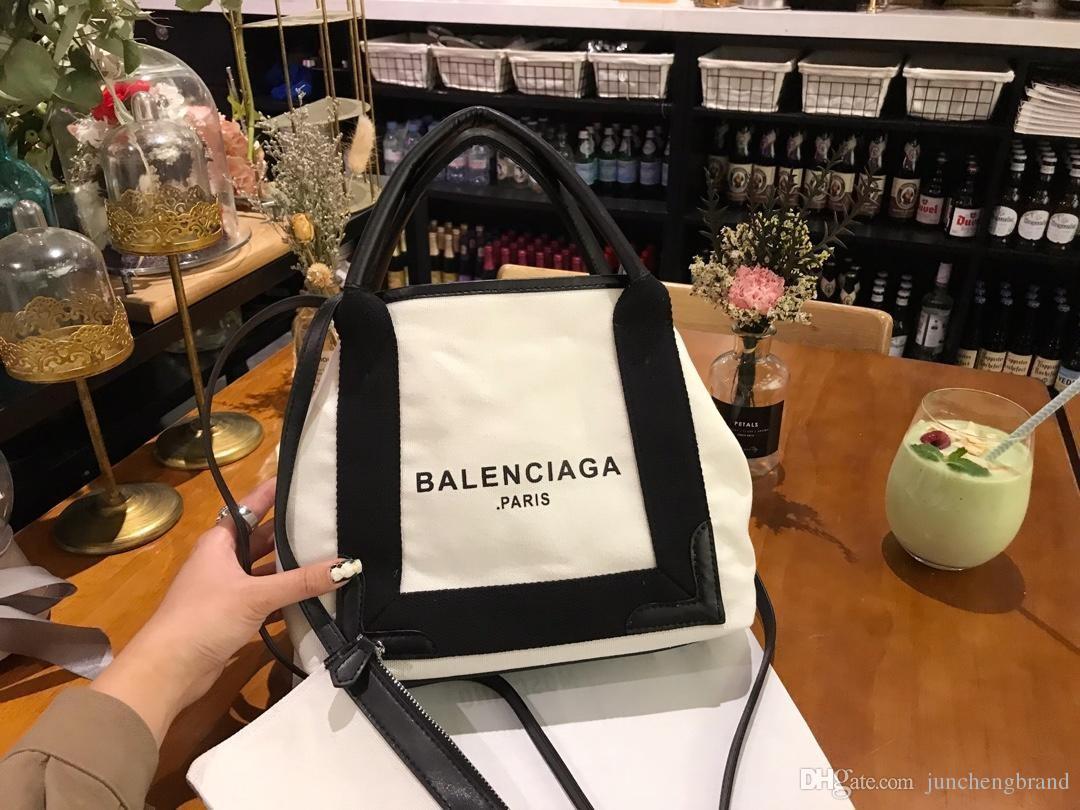Original Luxury Famous Brand Designer Handbags Great Quality Canvas Sac À  Main Shopping Tote Bags Bag Shoulder Purses Purse 27 22CM 11039  Personalized Bags ... fa17c26e39