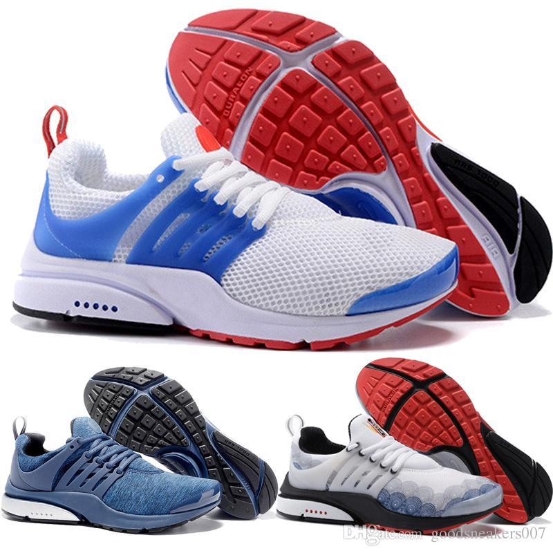 3ad0ab687cd Acheter 2018 Nike Air Presto Nouvelle Marque Réduction De Prix Pour Hommes  Maille Été Camouflage Hommes Homme Nouveau Respirant Camo Mode Casual  Chaussures ...