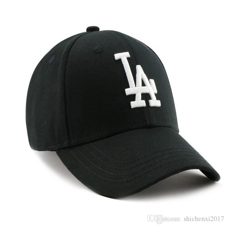 adc796cfc82 2018 Spring Summer New Men Women Snapback Baseball Hat Embroidery ...
