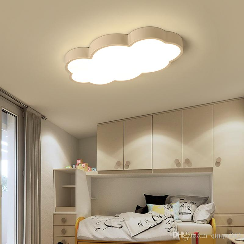 Großhandel Wolken Moderne Led Deckenleuchten Für Schlafzimmer ...