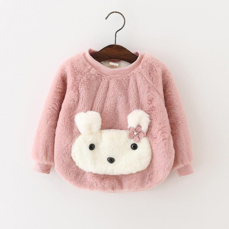baby christmas sweater boy girls winter sweaters bobo choses winter 2017 3d rabbit kids pullover stan fur sweater for kids designs of sweaters for babies