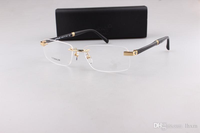 MB9101 Brand New Eye Glasses Frames for Woman Men Glasses Frame TR90 Optical Glass Prescription Eyewear Full Frame