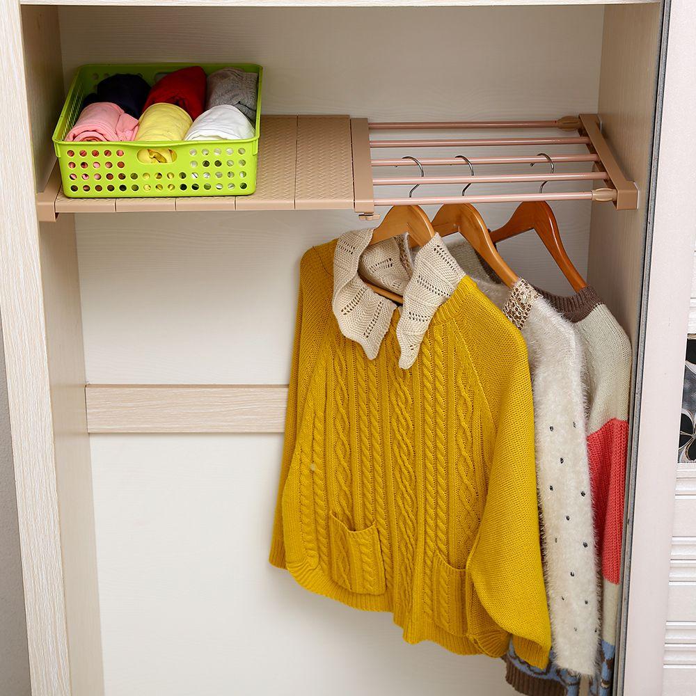 Großhandel 1 Stück Kleiderschrank Lagerung Separator Upgrade Küche ...