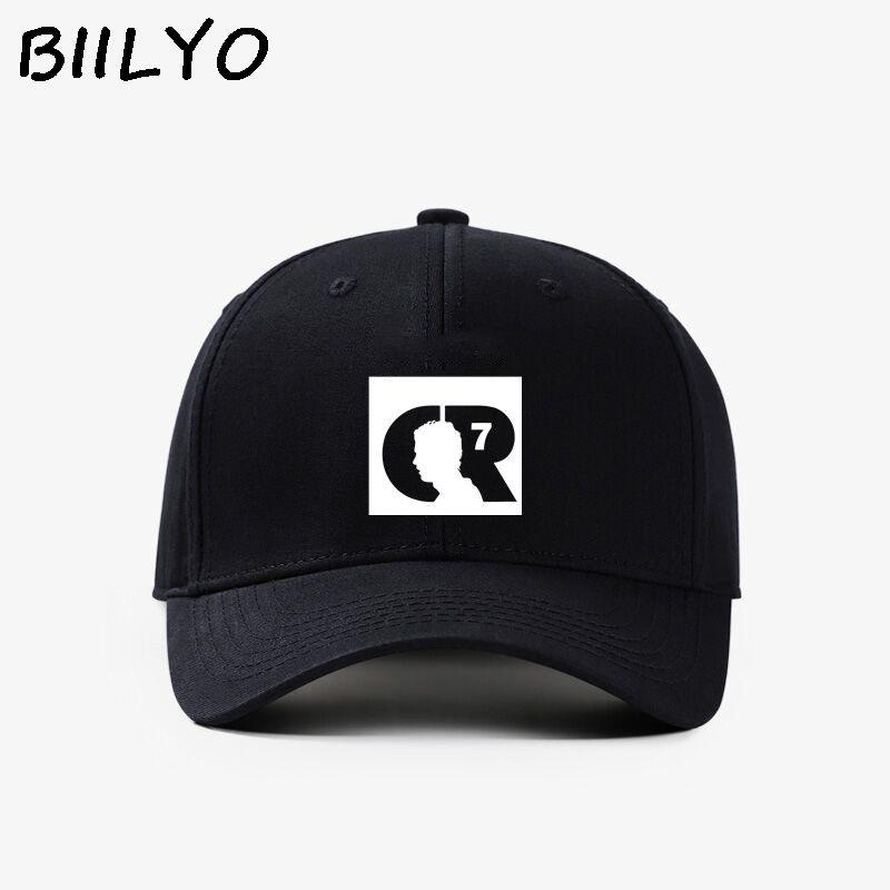 Cristiano Ronaldo CR7 Real Madrid Footbal Hat Soccer Baseball Snapback Caps  Headwear Flat Caps From Naixing 50b5b453fb1